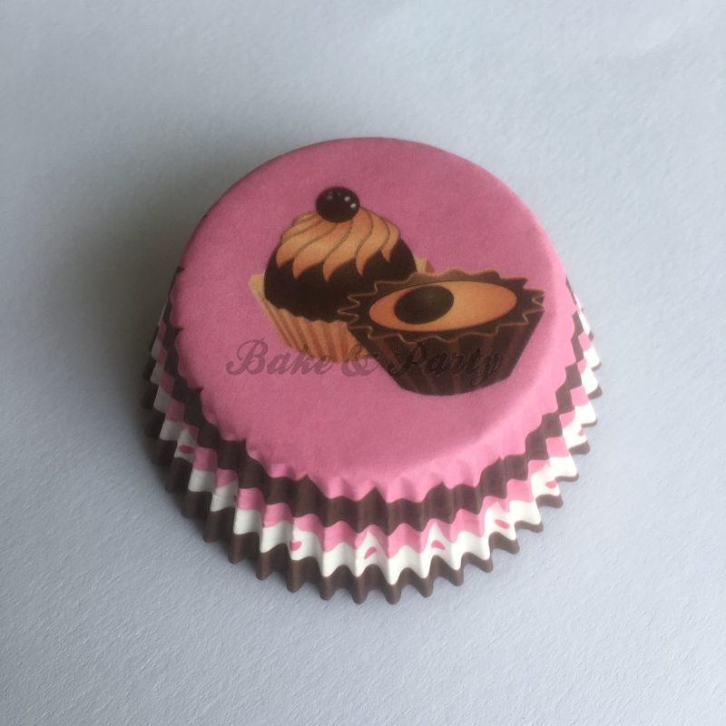 "Baking Cups ""Cupcakes"" (3)"