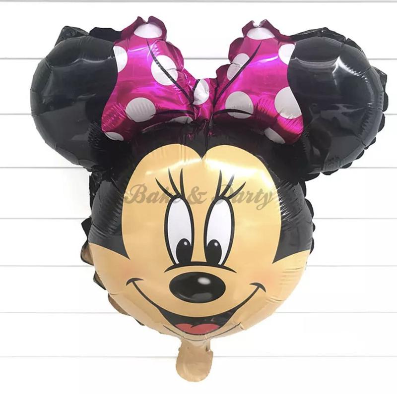 "Folie Ballon ""Minnie Mouse"" (1)"