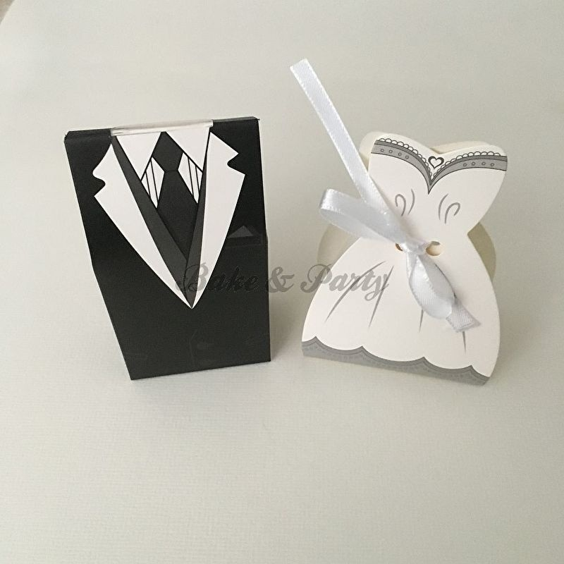 """Giftbox """"Smoking & Trouwjurk"""" (1)"""