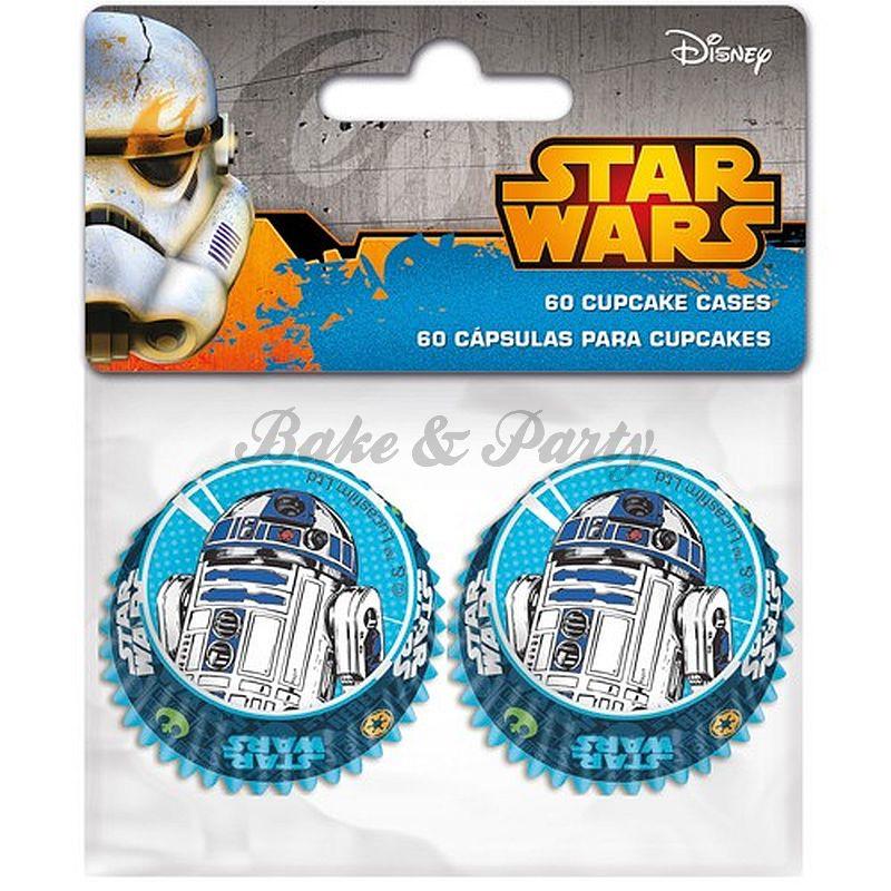 Stor - Mini Cupcake Cups Star Wars