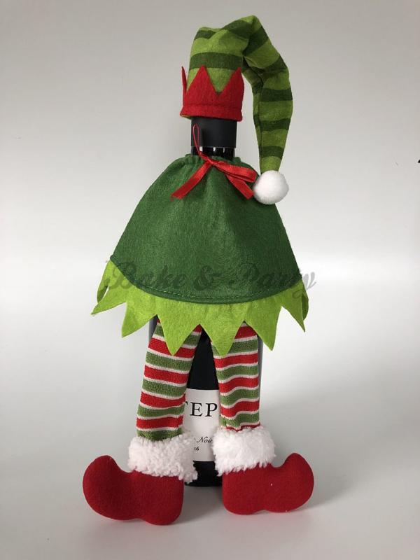 "Flessenhoes ""Christmas Elve"""