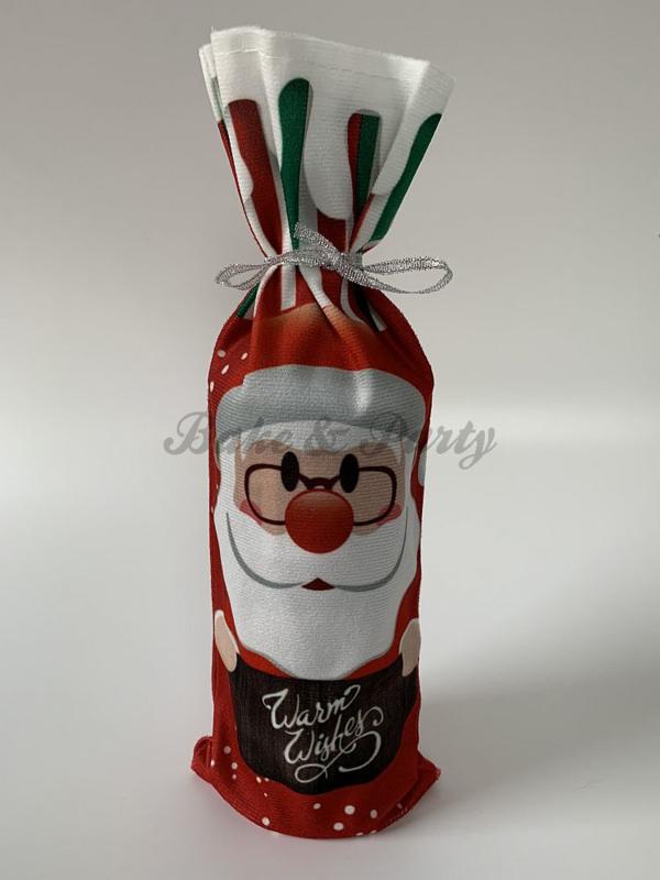 "Flessenhoes ""Warm Wishes - Santa"""