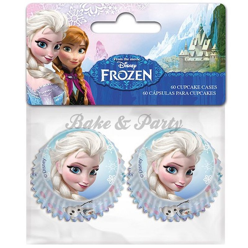 Stor - Mini Cupcake Cups Frozen