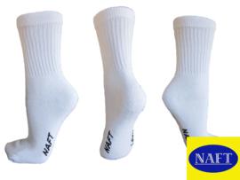 Naft Air Sport Sokken 5-pack Wit