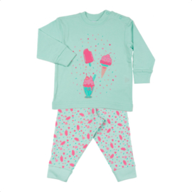 Fun2wear Pyjama Ijsjes Mint