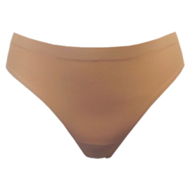 J&C Underwear Dames String 1701 Beige