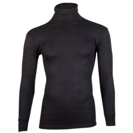 Beeren Thermo Unisex Colshirt Zwart