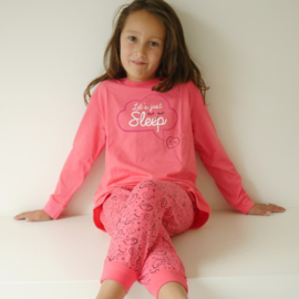 Fun2wear Pyjama Sleep Fuchsia