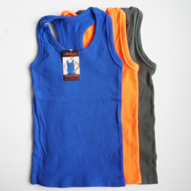 Belucci Microfiber Jongens Hemden 3-Pak (3)