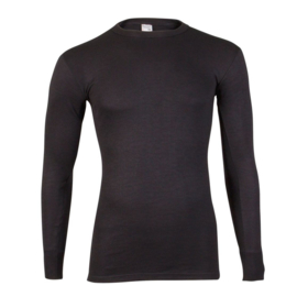 Beeren Thermo Heren Shirt Zwart