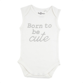 Fun2wear Romper Born To Be Cute Wit