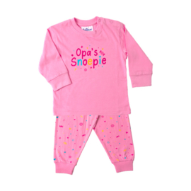 Fun2wear Pyjama Opa's Snoepie