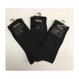 Teckel Business Sokken 3-pack Zwart