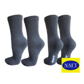 Naft Air Sport Sokken 5-pack Zwart