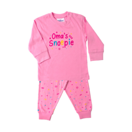 Fun2wear Pyjama Oma's Snoepie