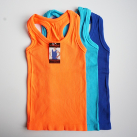 Belucci Microfiber Jongens Hemden 3-Pak (2)