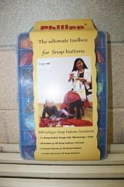 Volledige Starterskit kindersnaps incl. 660 drukknoopjes