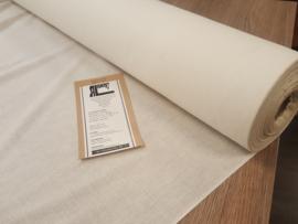 Plakstof  geweven vlieseline katoen Wit