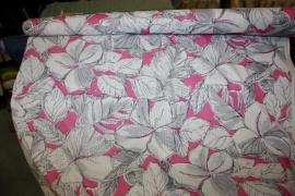 roze grote bloem