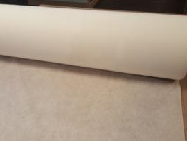 Plakstof vlieseline  3536-10   H 180  90 breed  Wit