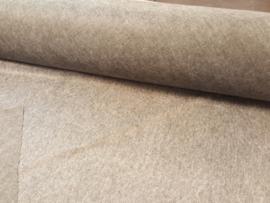 Plakstof vlieseline 3536-10    H 180  90 breed zwart/ grijs