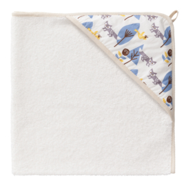 Wrapper towel Fox Blue