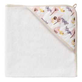 Wrapper Fox roze