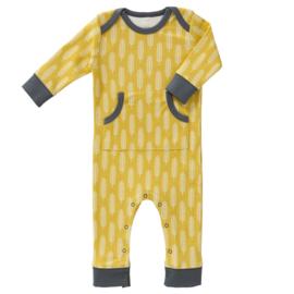 Fresk babypakje Havre Vintage yellow