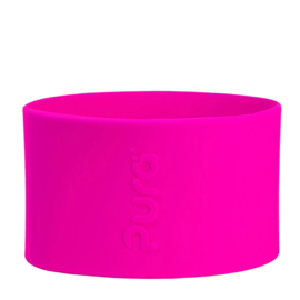 Pura Kiki silicone sleeve kort roze
