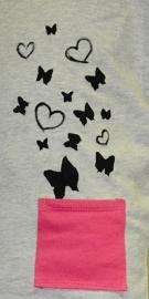 Eigenwijs T-shirt Chele (Akukuna) van biologisch katoen