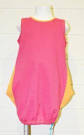 Hip jurk Cucula (Akukuna) van biologisch katoen