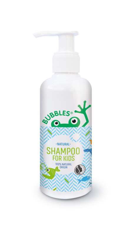 Bubbles Shampoo for kids 200ml