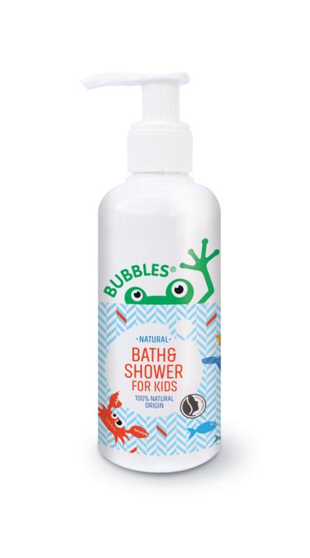 Bubbles Bath&Shower for kids 200ml