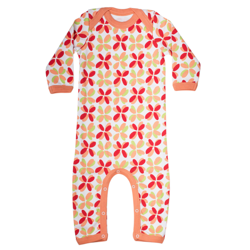 Jumpsuit Flower Mills