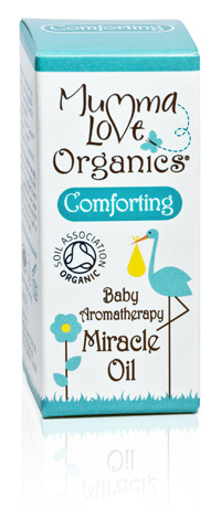 Baby Aromatherapy Miracle Oil