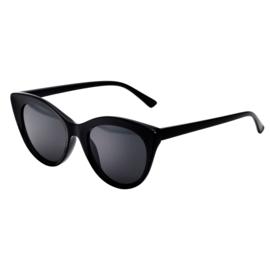 Zonnebril- Summertime 'zwart'