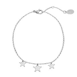 Armband- Triple Stars 'zilver'