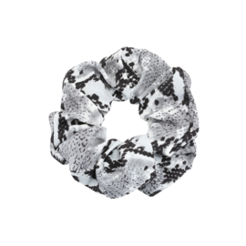Scrunchie- Python 'grijs'