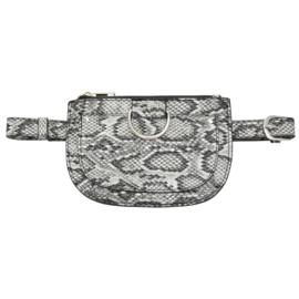 Belt bag- Like a Snake 'grijs'