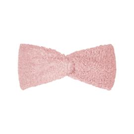 Hoofdband- Teddy 'roze'