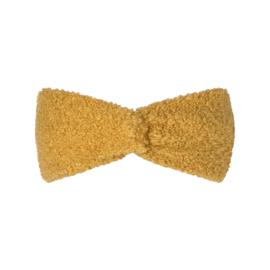 Hoofdband- Teddy 'geel'