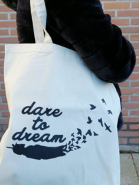Katoenen tas- Dream