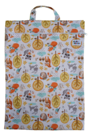 Fluffy Nature Wetbag XL - Forrest