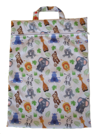 Fluffy Nature Wetbag XL - Jungle