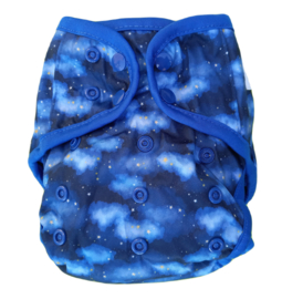 Fluffy Nature cover XL (10-20kg) - Starry Night
