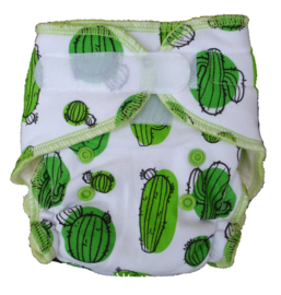 Fluffy Nature Bamboo Size S - Cactus
