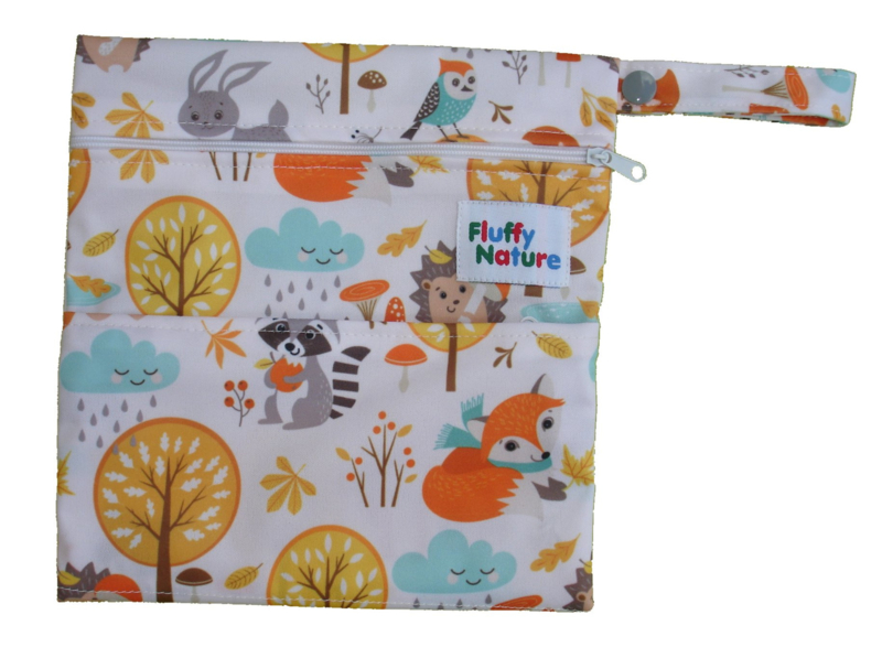 Fluffy Nature Mini-Wetbag Forrest