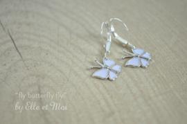 Oorhangers 'fly butterfly fly'