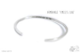 armbandje 'timeless love'