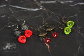 oorhangers 'bellflower'